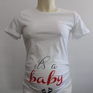 Camiseta Premama It´s a baby